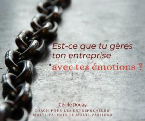 entrepreneur hypersensible