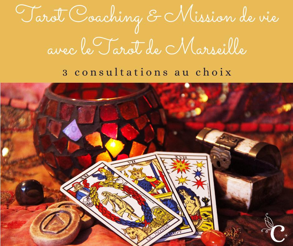 tarot coaching et mission de vie avec le tarot de marseille